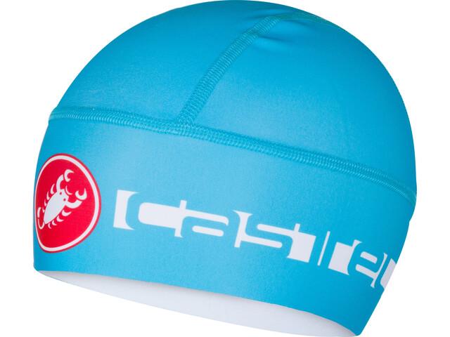 Castelli Viva Thermo Skully sky blue